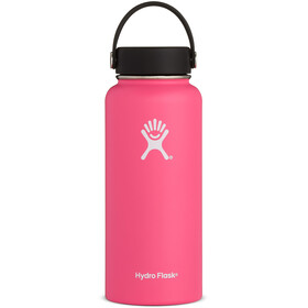 Hydro Flask Wide Mouth Flex Bottle 946ml Watermelon